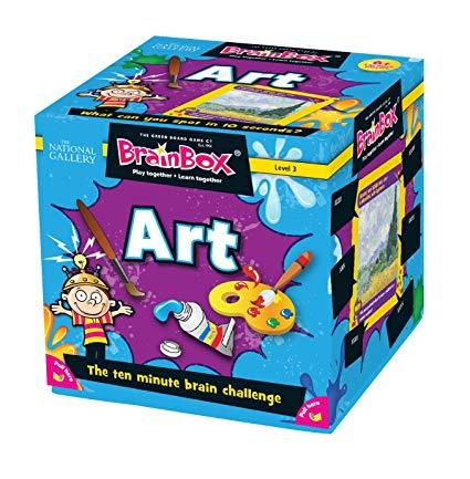Joc BrainBox Arta