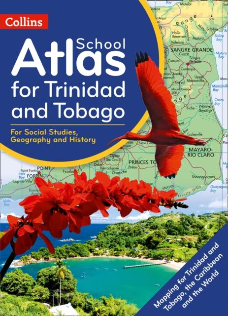Collins School Atlas for Trinidad and Tobago