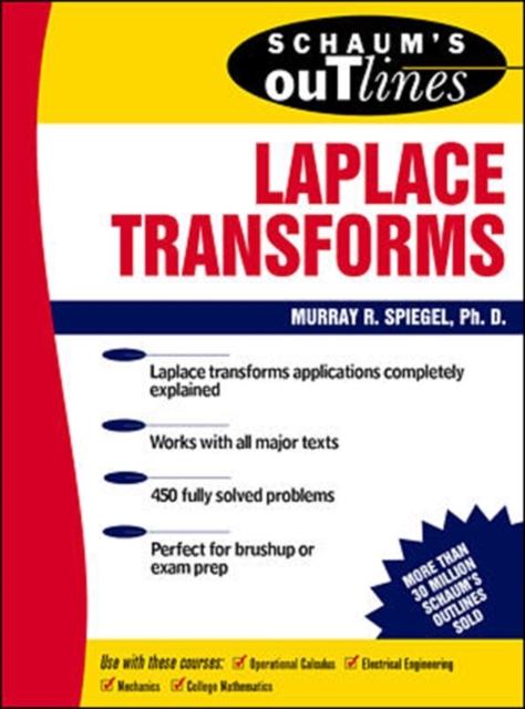 Schaum's Outline of Laplace Transforms
