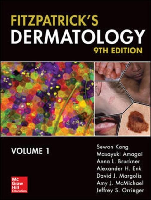 Fitzpatrick's Dermatology, Ninth Edition, 2-Volume Set