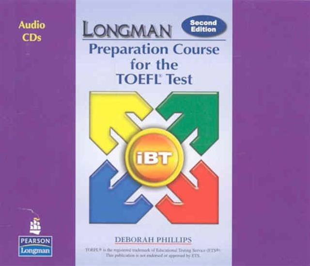 Longman Preparation Course for the TOEFL IBT Test Audio CD