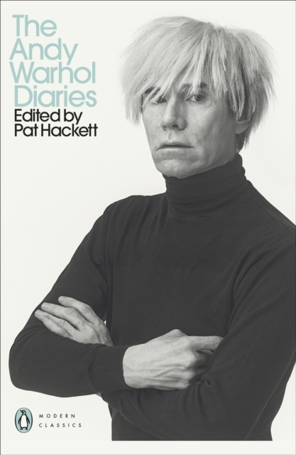 Andy Warhol Diaries Edited by Pat Hackett