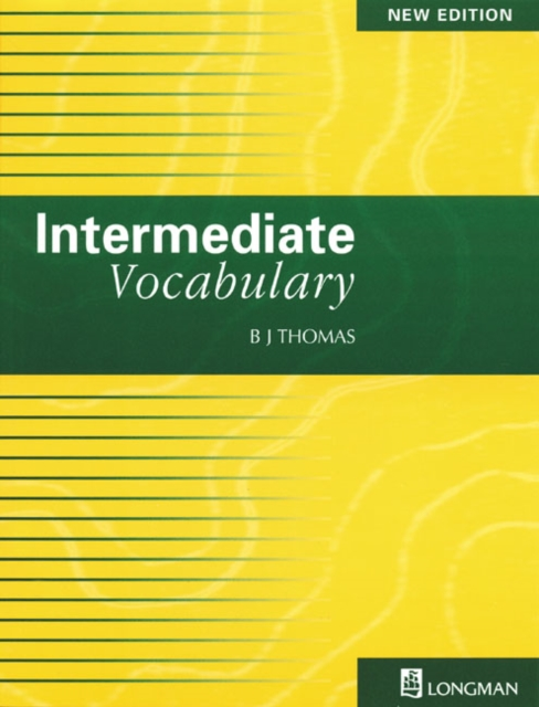 Intermediate Vocabulary Paper
