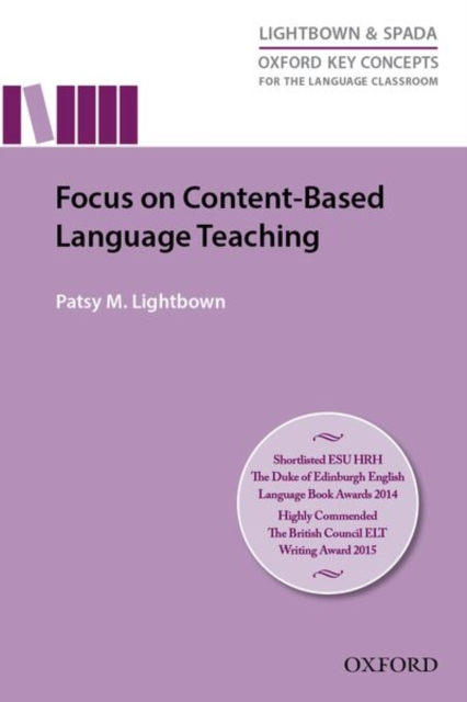 Focus On Content-Based Language Teaching