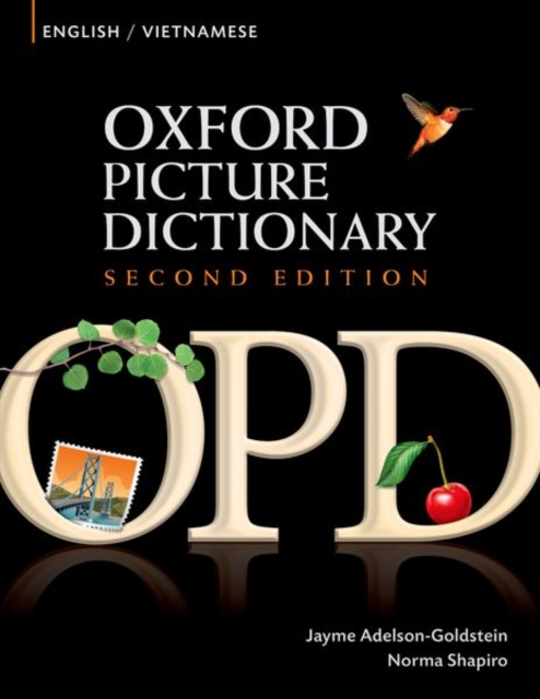 Oxford Picture Dictionary Second Edition: English-Vietnamese Edition