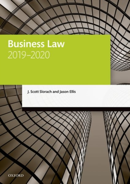 Business Law 2019-2020