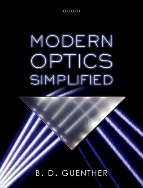 Modern Optics Simplified