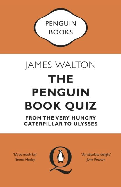 Penguin Book Quiz