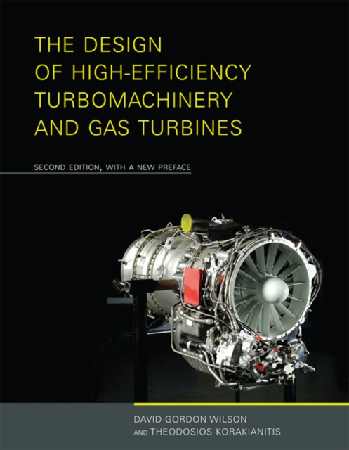 Design of High-Efficiency Turbomachinery and Gas Turbines