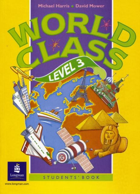 World Class Level 3 Student's Book