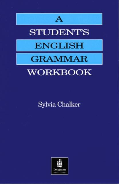 Students English Grammar Workbook