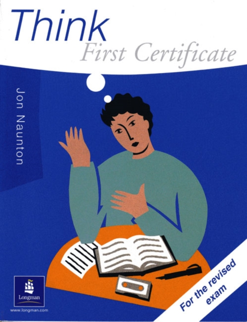 Think First Certificate Course Book New Edition