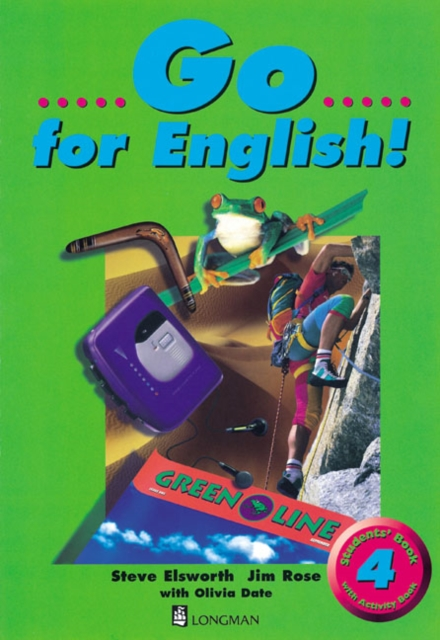 Go For English! Student's Book 4
