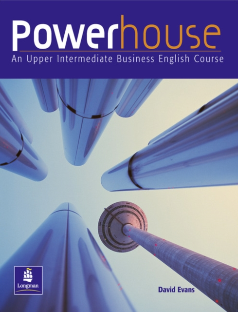 Powerhouse Upper Intermediate Coursebook