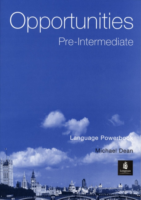 Opportunities Pre-Intermediate Global Language Powerbook