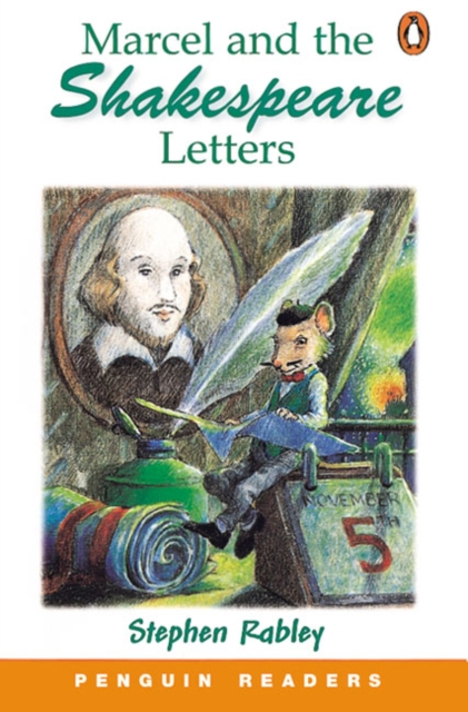 Marcel and the Shakespeare Letters New Edition