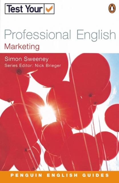 Test Your Professional English NE Marketing
