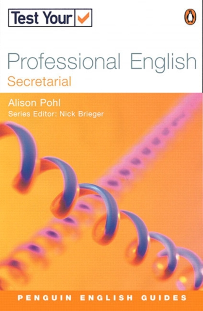 Test Your Professional English NE Secretarial