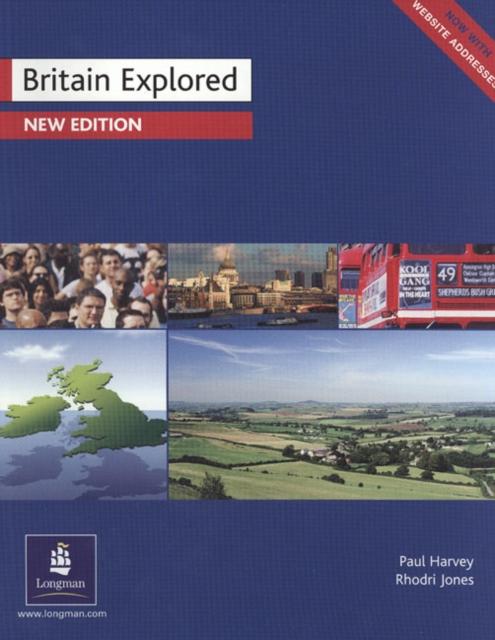 Britain Explored New Edition Paper