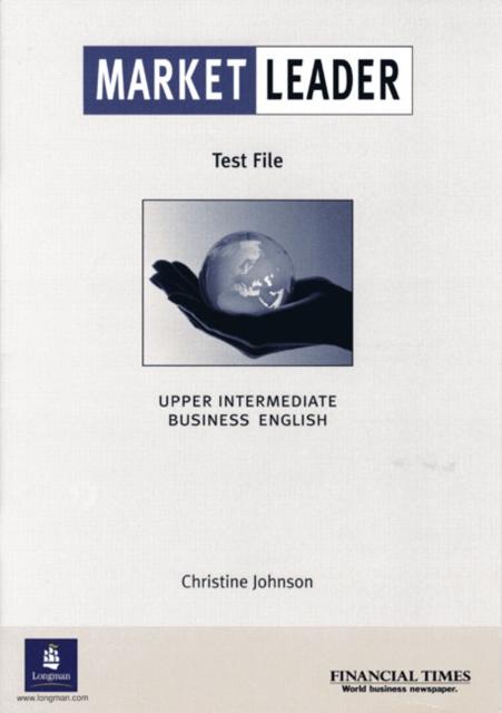 Market Leader Upper-Intermediate Test File