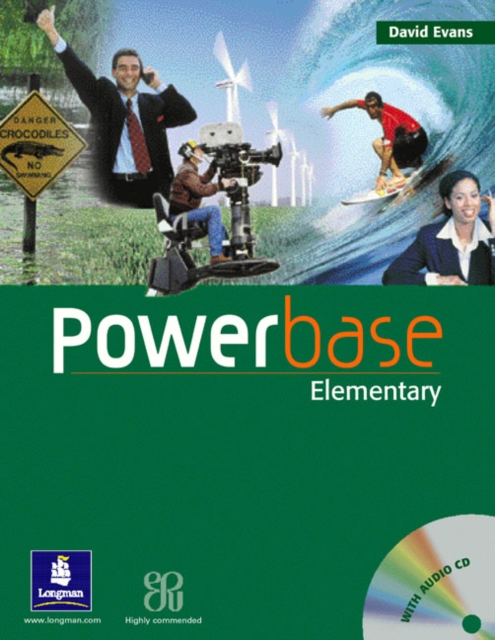 Powerbase Level 2 Course Book and Class CD Pack