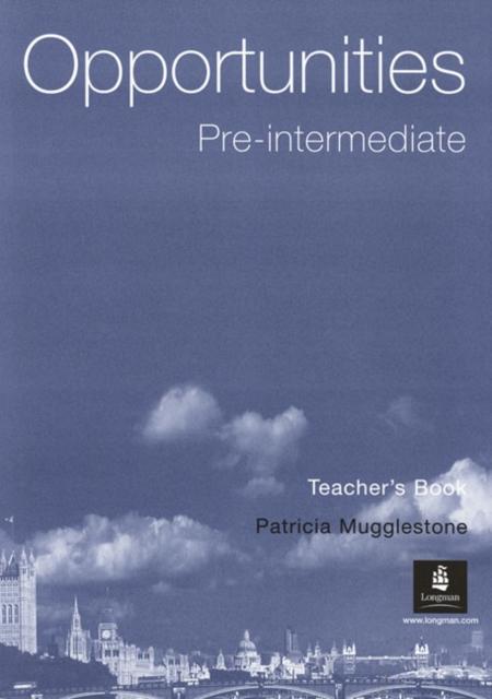 Opportunities Pre-Intermediate Global Teacher's Book
