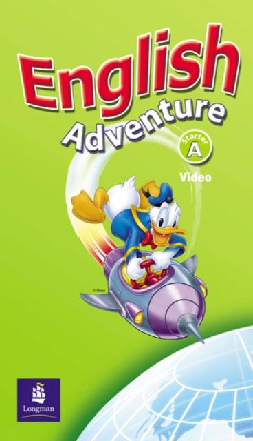 English Adventure Starter A Video