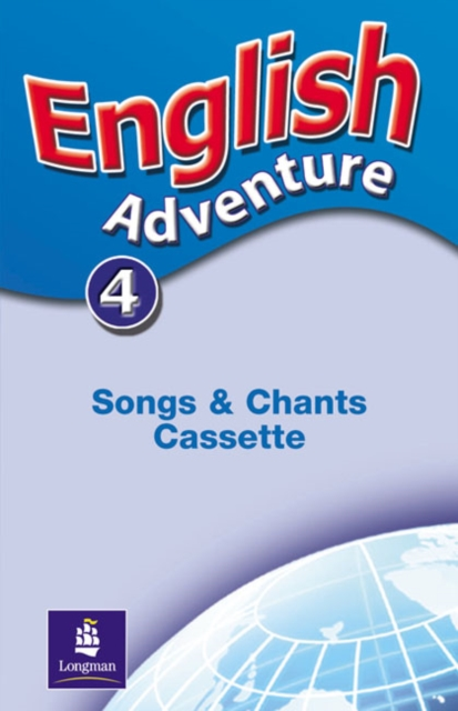 English Adventure Level 4 Songs Cass