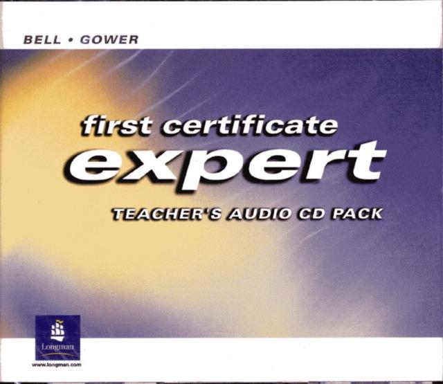 First Certificate Expert 4 CD Set