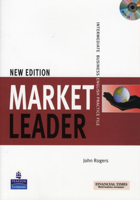 Market Leader Intermediate Practice File Pack (Book and Audio CD)