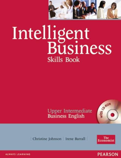 Intelligent Business Upper Intermediate Skills Book and CD-ROM pack