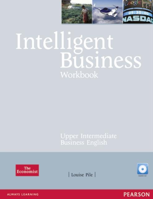 Intelligent Business Upper Intermediate Workbook and CD pack