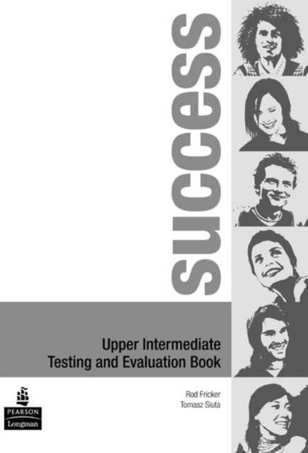 Success Upper Intermediate Test Book