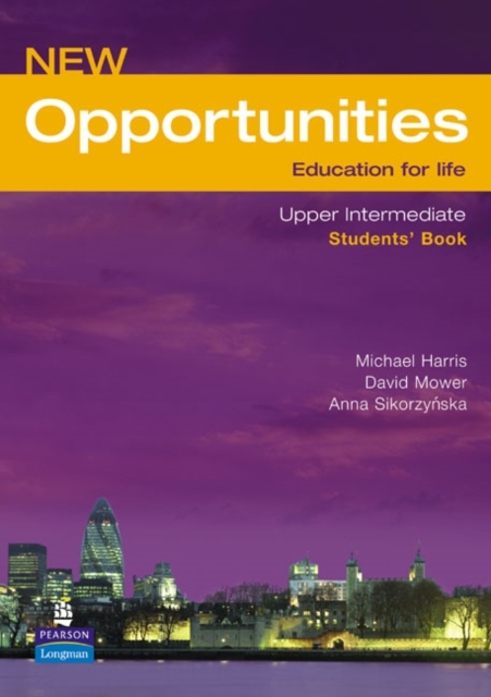 Pearson - New Opportunities Upper Intermediate Student's Book