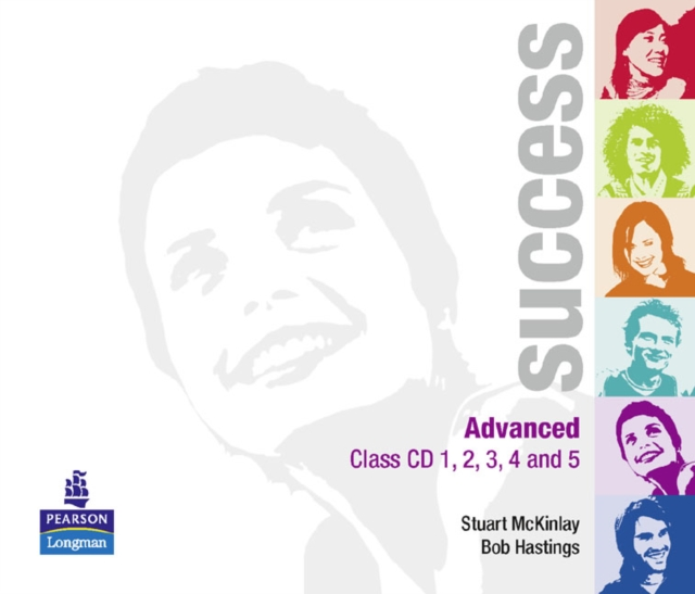 Success Advanced Class Audio CD
