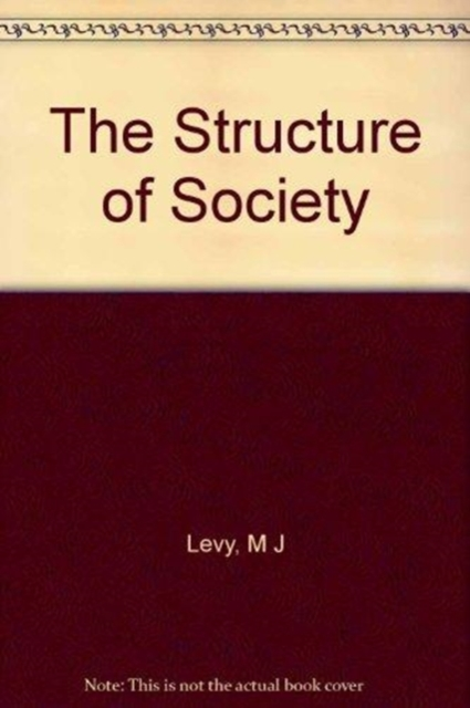 Structure of Society