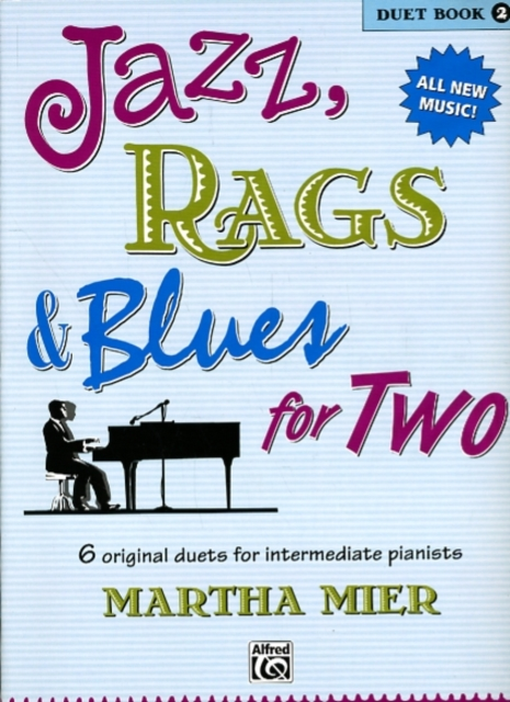 JAZZ RAGS BLUES FOR TWOBOOK 2