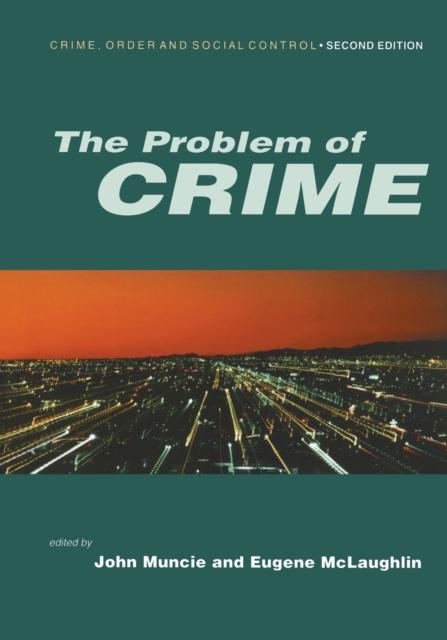 Problem of Crime