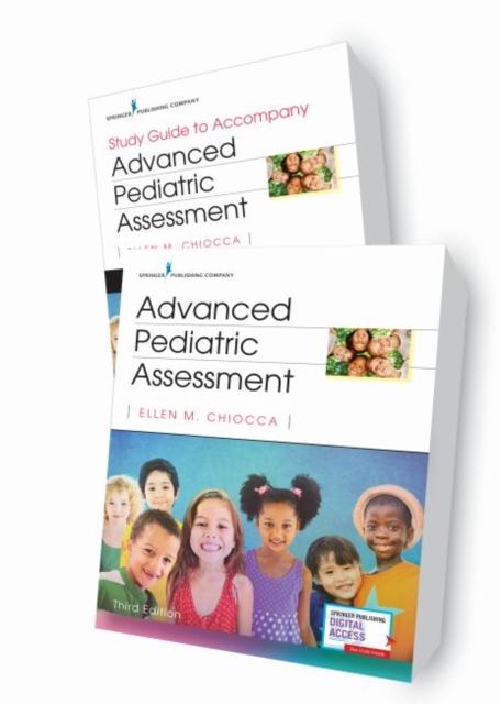 Advanced Pediatric Assessment Set