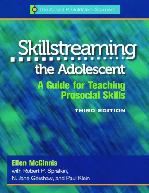 Skillstreaming the Adolescent, Program Book