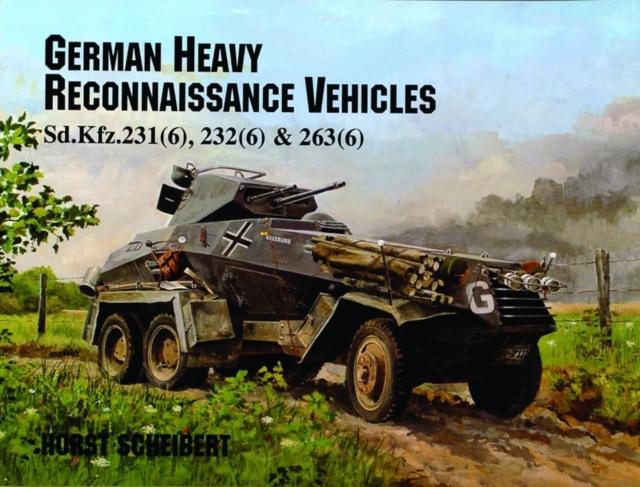 German Heavy Reconnaissance Vehicles