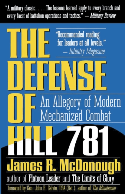 Defence of Hill 781