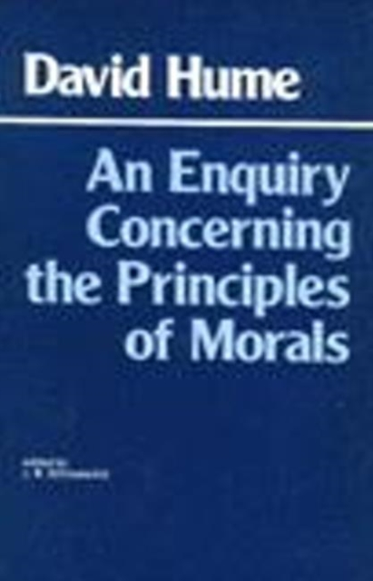 Enquiry Concerning the Principles of Morals