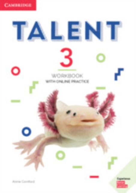 Talent Level 3 Workbook with Online Practice