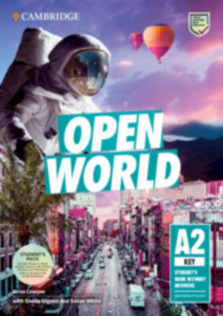 Open World Key Student's Book Pack (SB wo Answers w Online Practice and WB wo Answers w Audio Download)