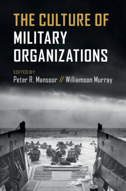 Culture of Military Organizations