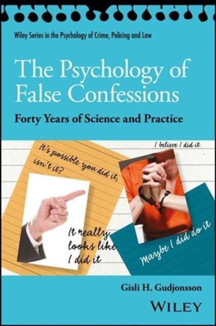 Psychology of False Confessions