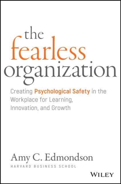 Fearless Organization