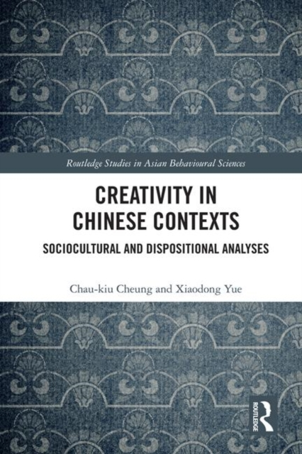 Creativity in Chinese Contexts