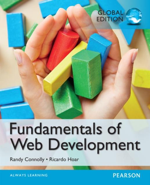 Fundamentals of Web Development, Global Edition